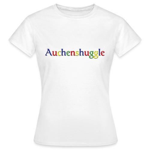 Aucheshuggle - Women's T-Shirt