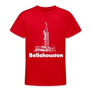 Bellahouston Tate Tower - Teenage T-shirt