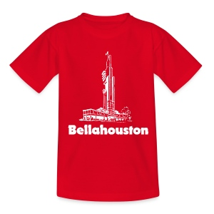 Bellahouston Tate Tower - Teenage T-shirt