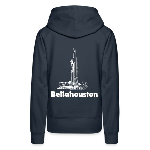Bellahouston Tate Tower - Women's Premium Hoodie