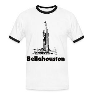 Bellahouston Tate Tower - Men's Ringer Shirt