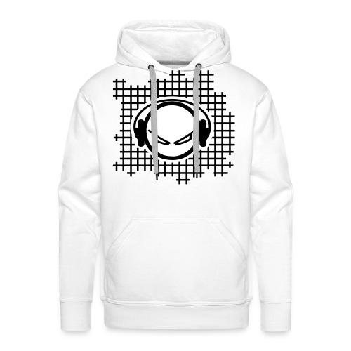 hard style  - Sweat-shirt à capuche Premium pour hommes