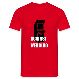 against wedding - T-shirt Homme