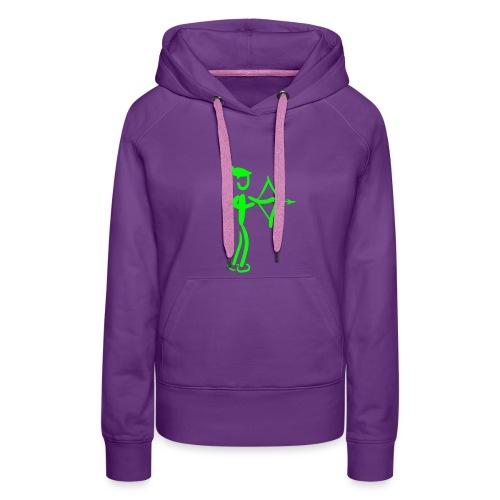 Robin Hoody - Frauen Premium Hoodie