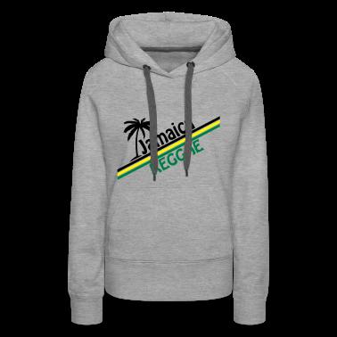 jamaica reggae Hoodies & Sweatshirts