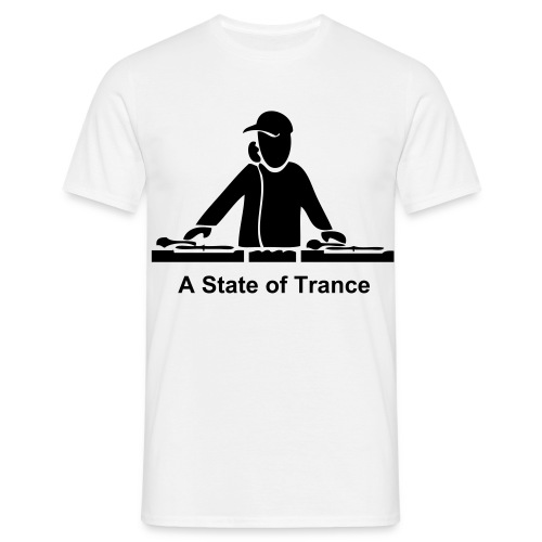 A State of Trance - Men's T-Shirt