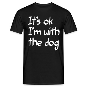 With the dog 1 homme - T-shirt Homme