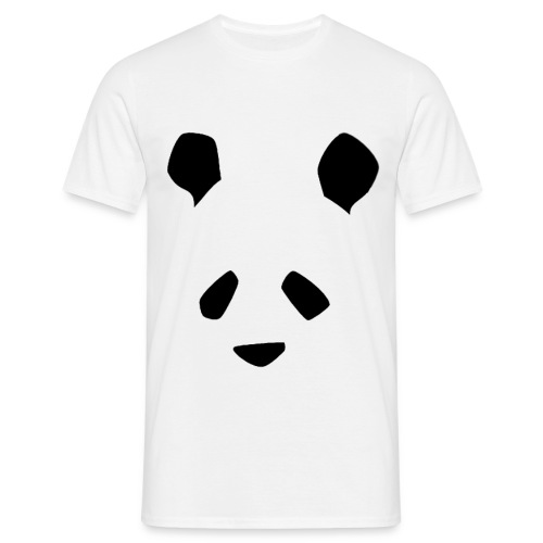 Panda Face - Classic - Men's T-Shirt