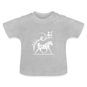 Baby T-Shirt - Pferdelandia, Kinder, Pferde, T-Shirt ! Pferde T-Shirt  von Pferdelandia hat schicke , leuchtete Farben ! Sehr hochwertig verarbeitet.