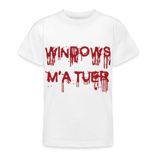 windows - T-shirt Ado