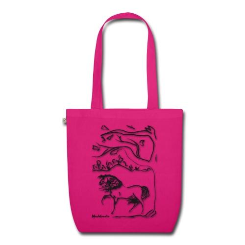 Bio-Stoffbeutel - Pferde Tasche