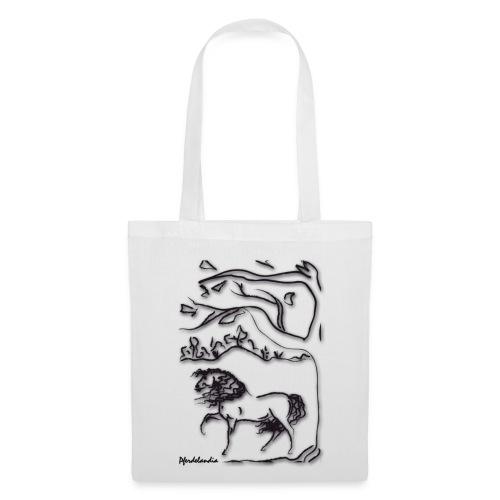 Stoffbeutel - Pferde Tasche