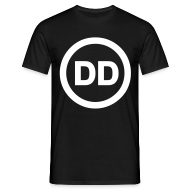 T-Shirts ~ Men's T-Shirt ~ DD black men