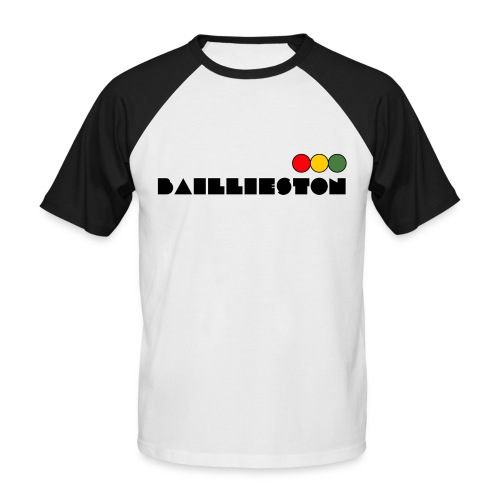 Baillieston - Men's Baseball T-Shirt