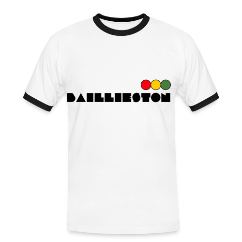 Baillieston - Men's Ringer Shirt