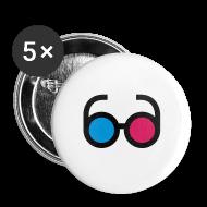 Badges ~ Badge petit 25 mm ~ Numéro de l'article 18607259