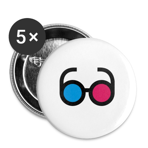 Badge petit 25 mm - Badge petit 25 mm