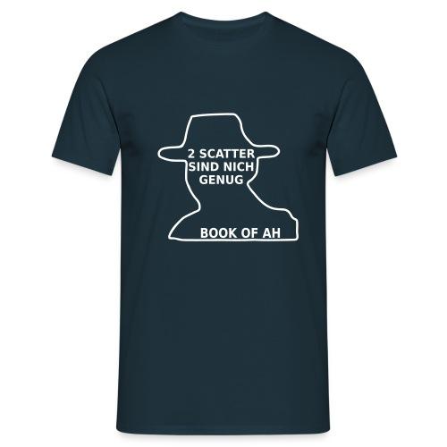Book of Ah T-Shirt - Männer T-Shirt