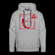 Hoodies & Sweatshirts ~ Men's Premium Hoodie ~ MY WORD!