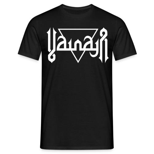 Vainaja Logo White Men's Tee - Men's T-Shirt