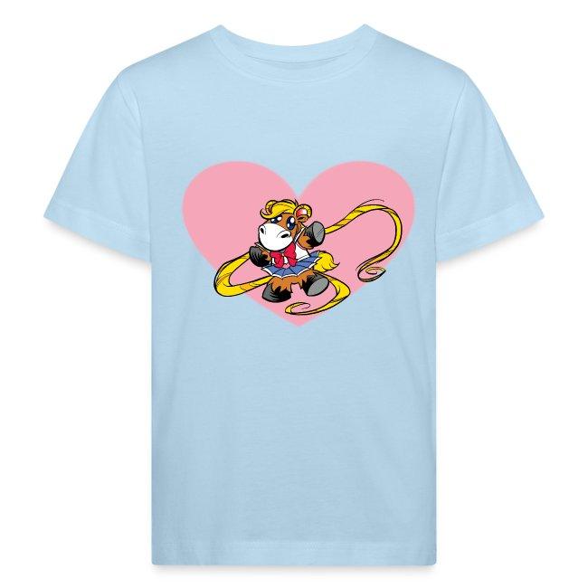 Sailor-Pony - Kindershirt Organic