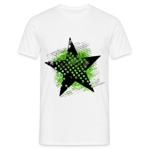 Ster - Männer T-Shirt