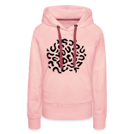 Sweaters ~ Vrouwen Premium hoodie ~ You Rock - Sweater