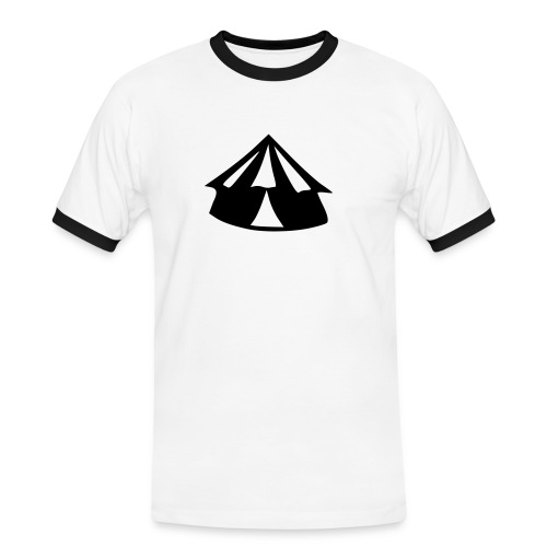 zirkus-paedagogik.de - Männer Kontrast-T-Shirt