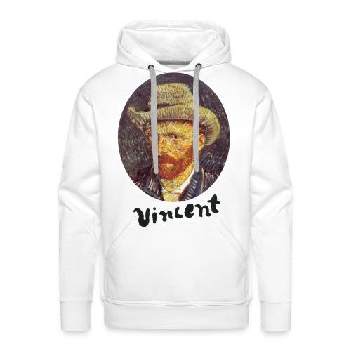 Vincent van Gogh Men's Hoodie - Mannen Premium hoodie