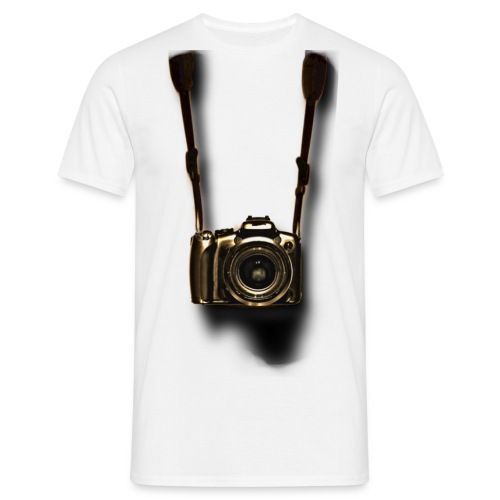 Camera Top - Men's T-Shirt
