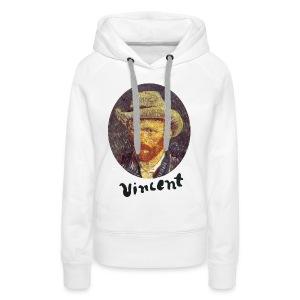 Vincent van Gogh Women's Hoodie - Vrouwen Premium hoodie