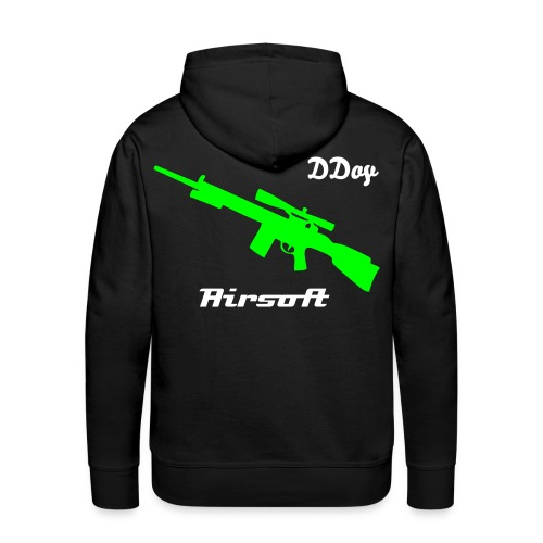 Sweat - DDoy Airsoft - Sweat-shirt à capuche Premium pour hommes