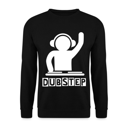SweatShirt (Dubstep) - Men's Sweatshirt
