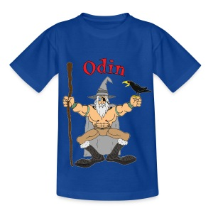 Kinder T-Shirt klassisch Odin - Teenager T-Shirt