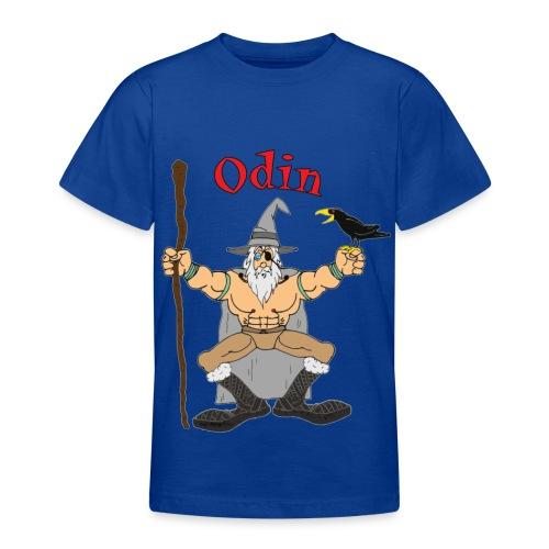 Kinder T-Shirt klassisch Odin - Teenager T-Shirt