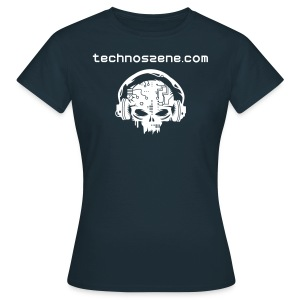 CyberSkull.Girls - Frauen T-Shirt