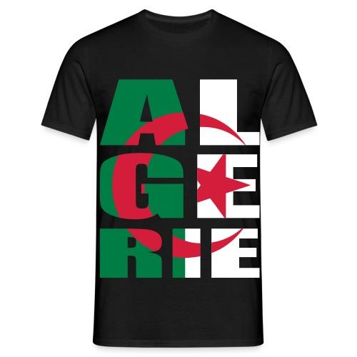 Tshirt Algerie - T-shirt Homme