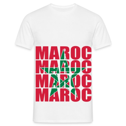 Tshirt  MAROC - T-shirt Homme