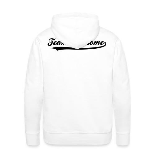 Team Awesome mannensweater - Mannen Premium hoodie