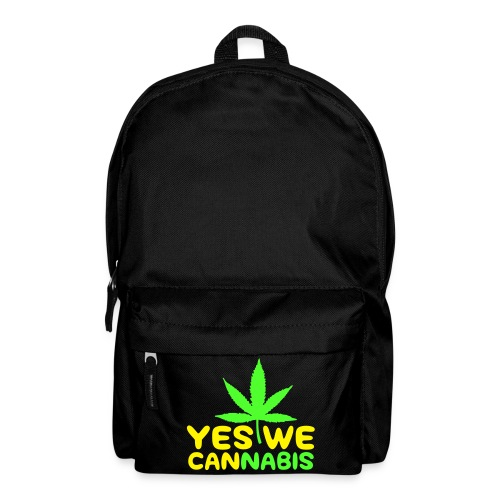 Sac à Dos YES WE CANNABIS - Sac à dos