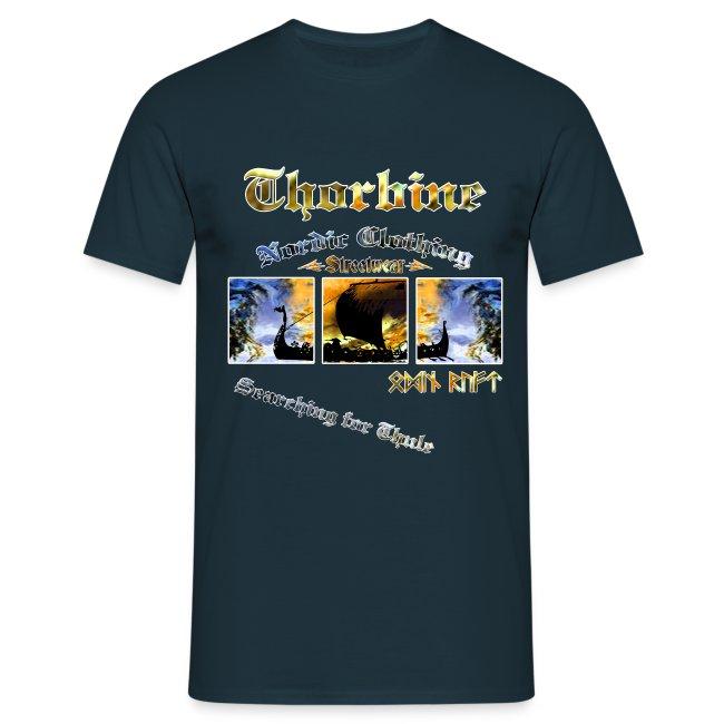 """Männer T-Shirt klassisch """"Thule"""""""