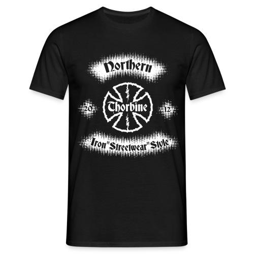 Männer T-Shirt klassisch Iron-Cross - Männer T-Shirt