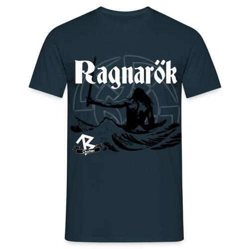 Männer T-Shirt klassisch Ragnarök - Männer T-Shirt