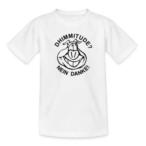 DHIMMITUDE? - Teenager T-Shirt