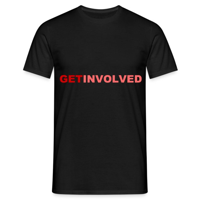 GET INVOLVED RED
