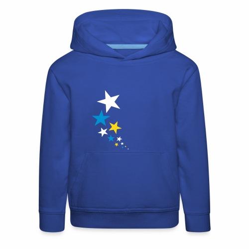 Sterne - Kinder Premium Hoodie