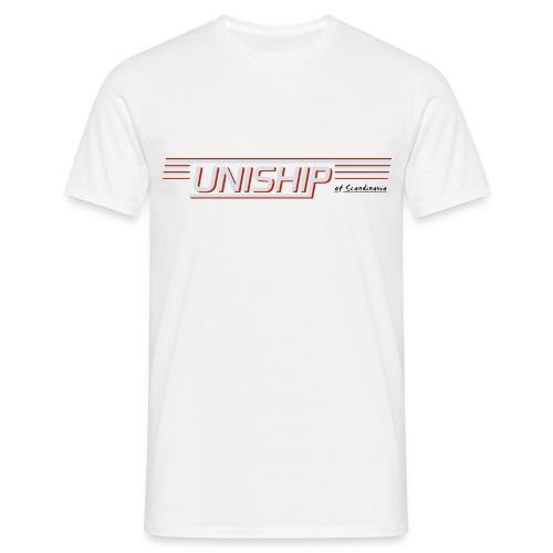 UniShip Heavy - T-shirt herr