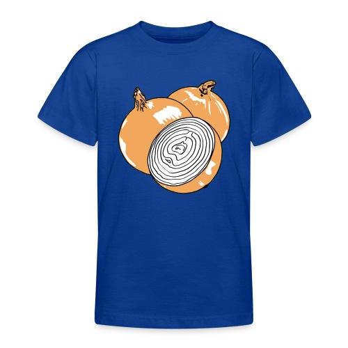 Onions for kids - Teenage T-shirt