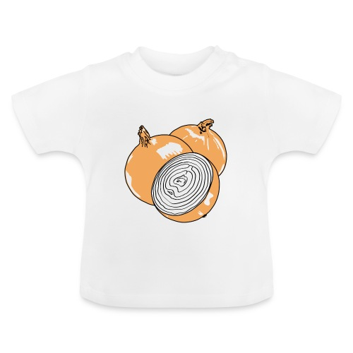 Onions for babies - Baby T-Shirt