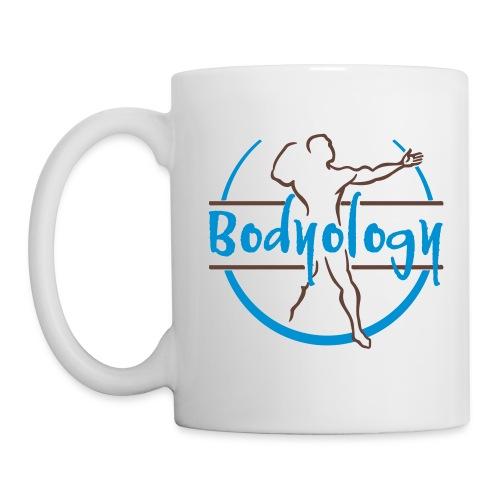 Mug - logo (blue & black) - Mug